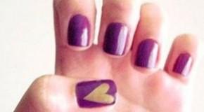 """8 màu nail """"nổi gió"""" trong mùa thu 2012"""