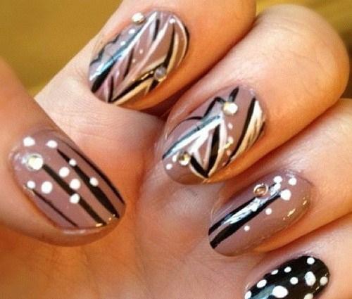 fall-nails-designs-brown-color-Copy
