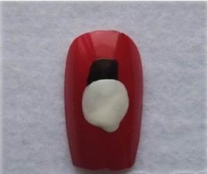 Xmas-Snowman-Nail-Art-Tutorial-300x251