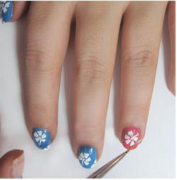 Tropical-Manicure-DIY