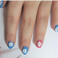 Tropical-Manicure
