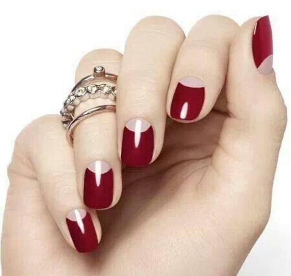 Glamorous-Nail-Polish-Design-2013-2014-For-Women-smartinstep-9-Copy