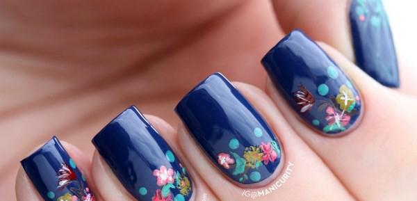 tiny-flower-nails-floral-half-moon-nail-art-china-glaze-2-Copy
