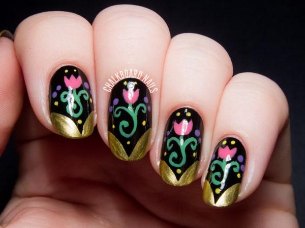 anna-frozen-dress-inspired-nail-art-2 (Copy)