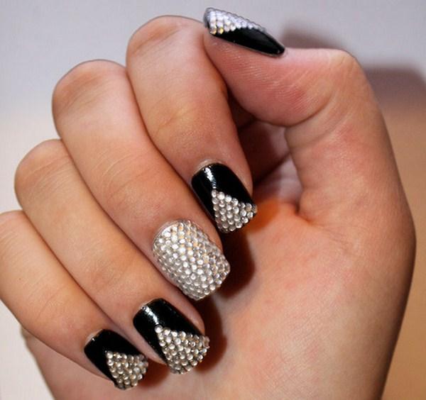 Silver-Nail-Design-Rhinestone (Copy)