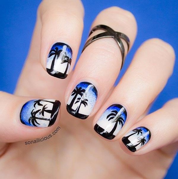 58_classy_nail_art_designs_for_short_nails58 (Copy)