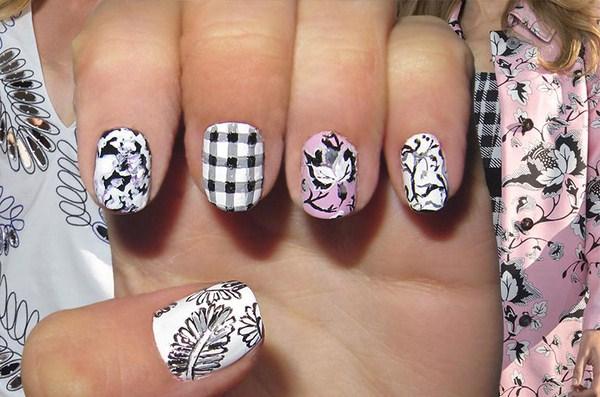 spring_2015_runway_inspired_nail_art_designs_Diane_Von_Furstenberg_fashionisers (Copy)