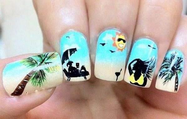 cool-summer-beach-nail-art-2014 (Copy)