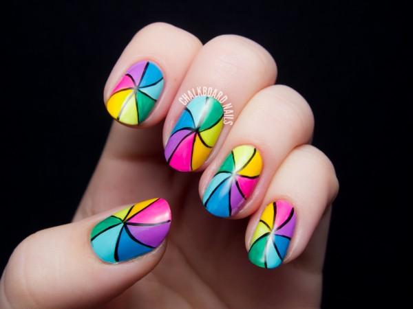 rainbow-pinwheel-nail-art-2
