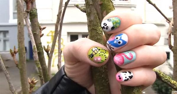 nail động vật
