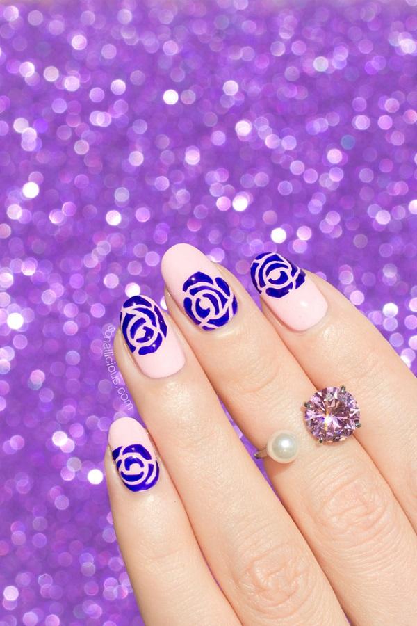 roses-nail-art-roses-nails