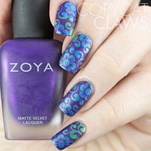 matte-nails-zoya-savita-hit-the-bottle-stamping-4