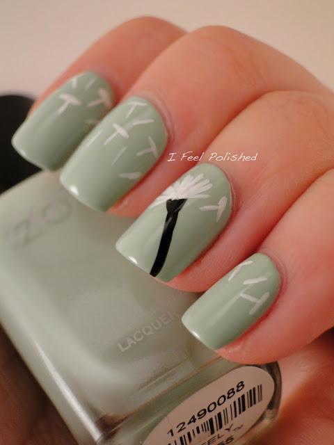 dandelion-nail