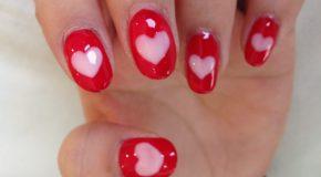 Nghệ Thuật Nail Valentine Từ Salon Nail Mars