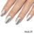 Nghệ Thuật Vẽ Nail Sọc Holo & Giấy Foil