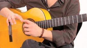 Chăm Sóc Móng Khi Chơi Đàn Guitar