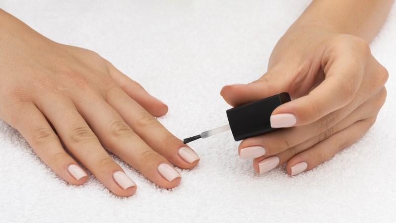 học nail tại nhà