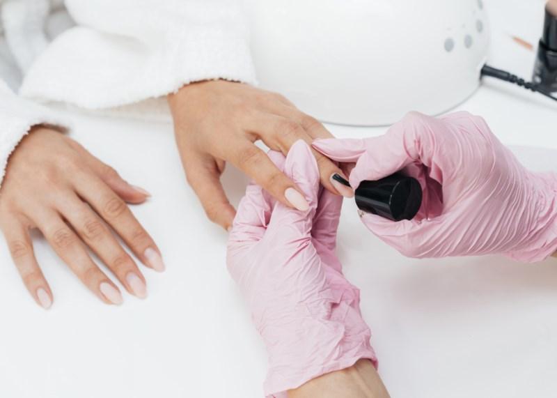 tương lai khi học nghề nail.