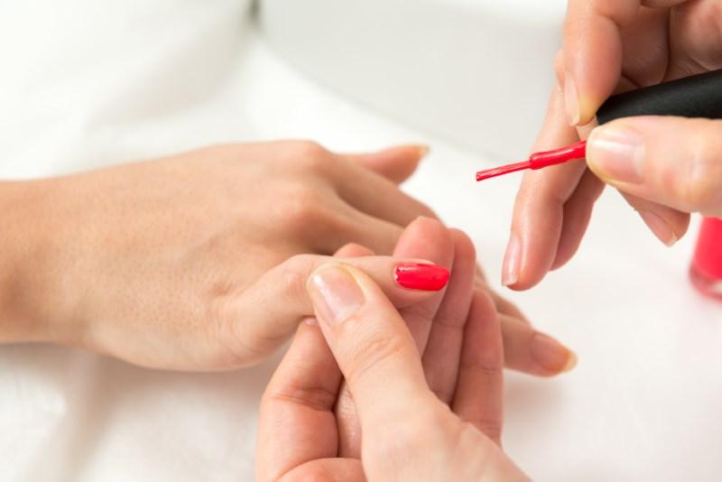 xác định mục tiêu khi học nghề nail khởi nghiệp.