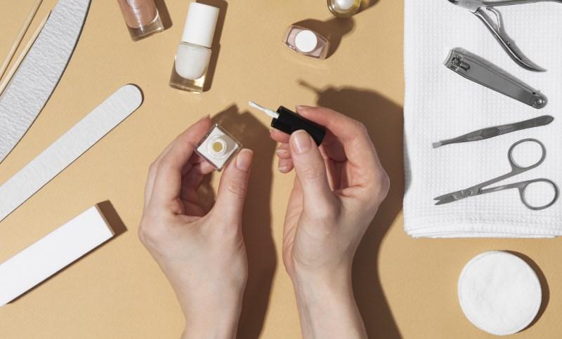 kỹ năng của nghề làm nail.
