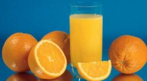 Kích thích móng dài nhanh với nước cam