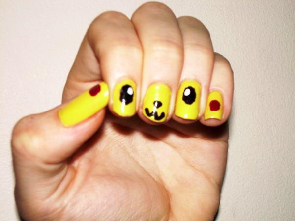 Hướng dẫn: Sự trở lại của nail hình thù ngộ nghĩnh