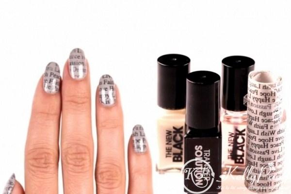sephora-black-collection-newspaper-nail-art2 (Copy)